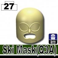 Minifigcat Q3A Ski Mask - TAN