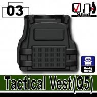 Minifigcat Q5 Tactical Vest - BLACK