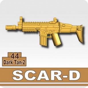Minifigcat SCAR - DARK TAN