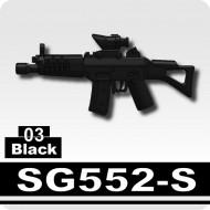 Minifigcat SG552-S - BLACK