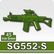 Minifigcat SG552-S - iron green