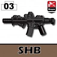 SHB - BLACK
