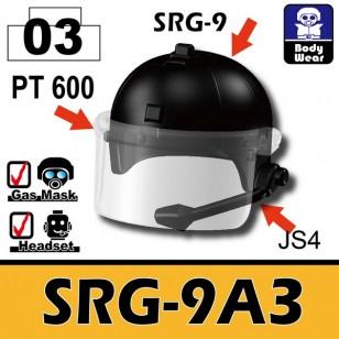 SRG-9A3 - Black