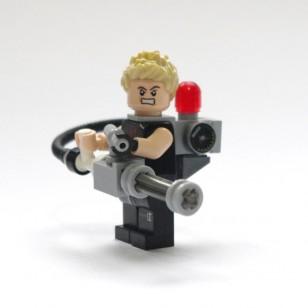 LEGO MOC Minigun