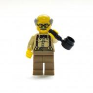 LEGO MOC - smoke pipe