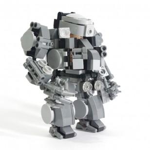 LEGO MOC - Jarhead Mech Suit