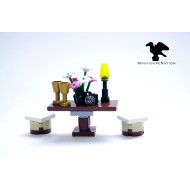 LEGO Romantic Candle Light Dinner Set