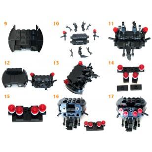 LEGO MOC - Matrix Sentinel