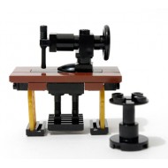 LEGO MOC - Sewing Machine 古老衣車