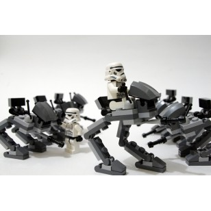 LEGO MOC - Star Wars walker