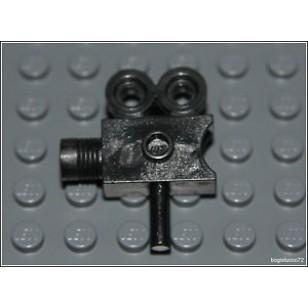 LEGO Utensils - Black Minifig, Utensil Camera Movie Style 1st quality - Used