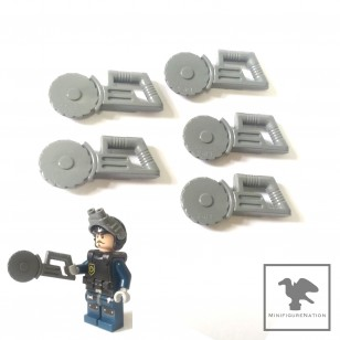 LEGO Utensils - Circular Blade Saw