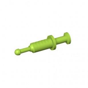 Lime Minifig, Utensil Syringe