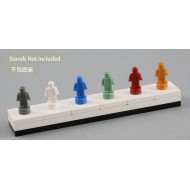 LEGO Utensils - Microfigure Trophy Statuette set of 6