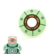 LEGO Utensils - Iron Man Chest Reactor