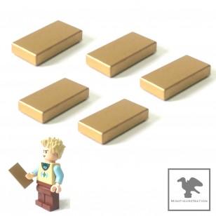 LEGO Utensils - Gold Brick