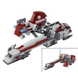 LEGO Star Wars Barc Speeder 75012 連書仔