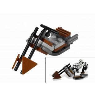 LEGO Star Wars Swoop Bike (e-Instruction provided)