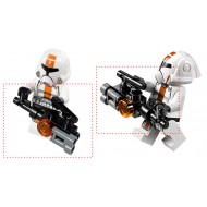 LEGO Minifigure Weapons - Star Wars 75001 Republic Trooper Laser Machine Gun