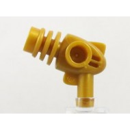 LEGO Minifigure Weapons - Pearl Gold Minifig, Weapon Ray Gun