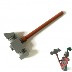 LEGO Minifigure Weapons - Dwalin's warhammer
