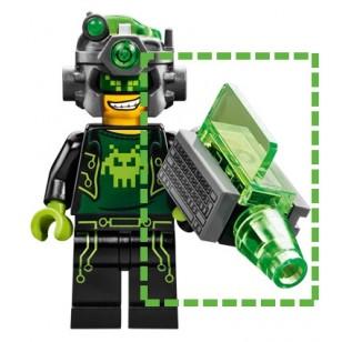 LEGO Minifigure Weapons - Ultra Agent Terebyte Blaster Weapon